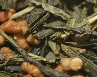 Genmaicha Loose Tea ORGANIC 4oz.