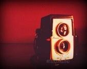 Red Starflex, Fine Art Photography, 8x10