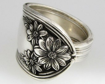 Spoon Ring Daisy 1910