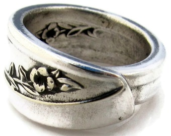 Dainty Spoon Ring (All Sizes) Lady Fair