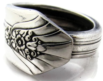 Spoon Ring Imperial Pattern