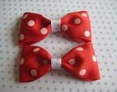 Mouse Tuxedo Bows