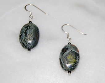 Cammoflauge Stone Earrings