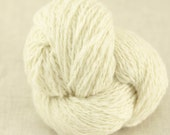 Handspun Cashmere Yarn- Soft as Snow