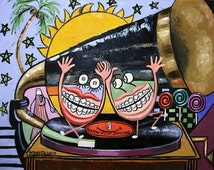 Happy Teeth, When your Smiling Dental Art Dentist Tooth Anthony Falbo