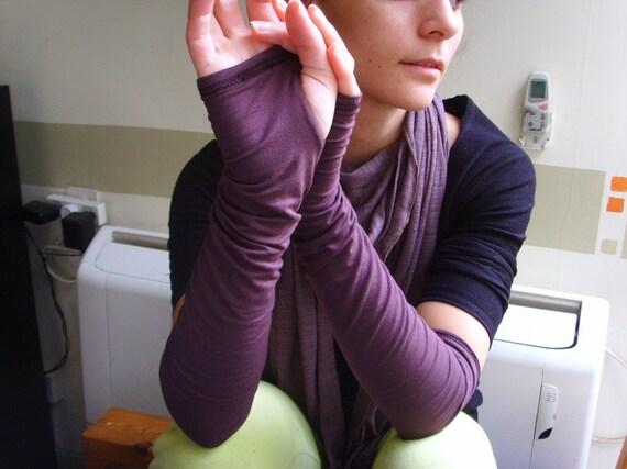 extra long reversable gloves