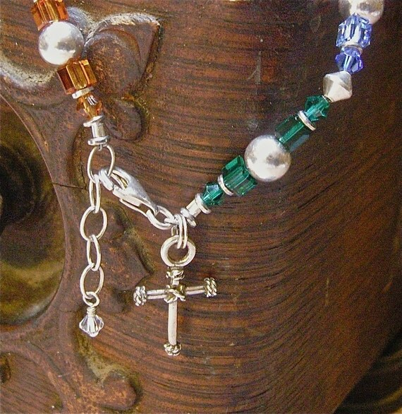 Salvation Bracelet - show your faith IV - sale - was 30, now 25