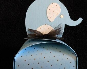 elephant baby shower favor � etsy