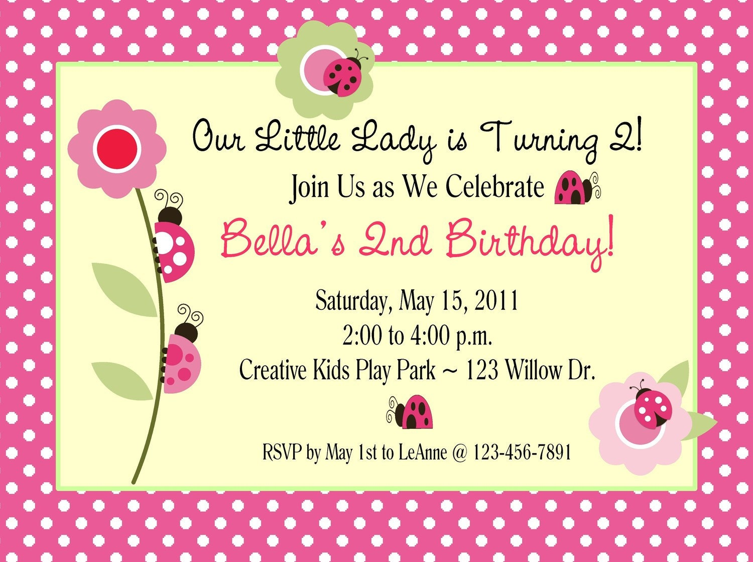 bday party invitation - Thebeerengine.co