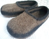 Two Color Wool Shoes