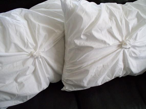 Pillow Shams Vintage Inspired rosette bedding custom order shams free shipping