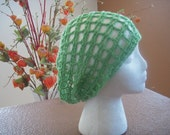 Summer Mesh Hat - Green