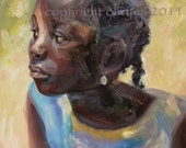Custom Portrait Painting from your photos! Original Oil Painting, Bespoke Fine Art
