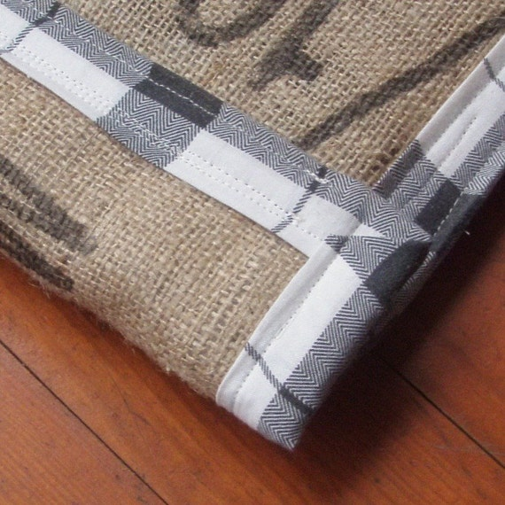 Coffee Bag Laptop Case with Powercord Pocket -- Netbook