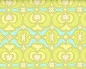 Amy Butler Garden Maze Lime - 1/2 yd