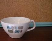 Retro Tea\/Coffee Cup