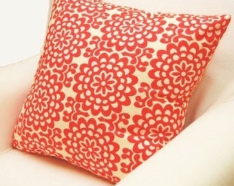 ON SALE Wallflower pillow cover 18 inch