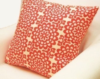 ON SALE Wallflower pillow cover 16 inch