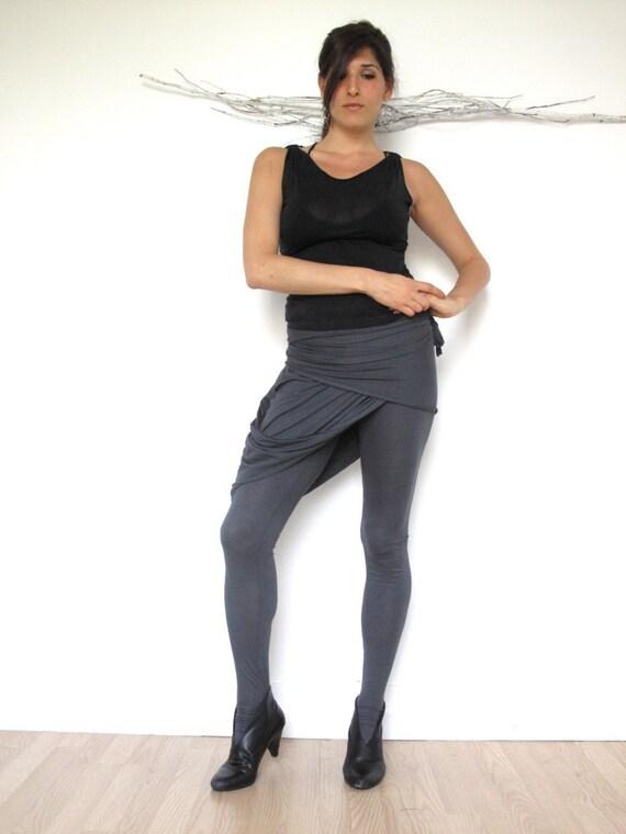 Dark Gray versatile Leggings