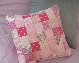Pink Girly Pillowcover