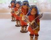Art Doll, Chistmas Ornament Little Drummer Boy Ornament, Holiday ornament