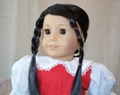 American Girl Clothes Red, White and Blue Dress fits 18 inch doll or American Girl Doll