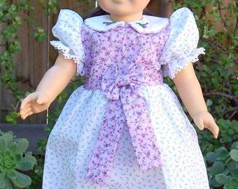 Handmade Doll Dress 18 inch doll dress Sweet Summer Dress