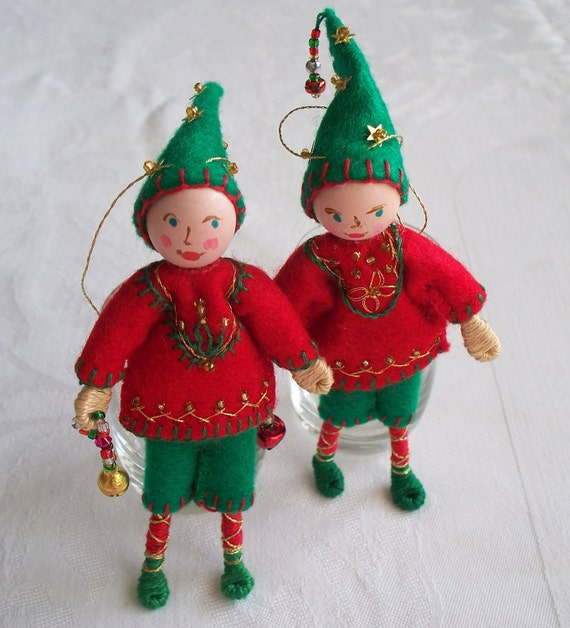Handmade Custom Christmas Stockings