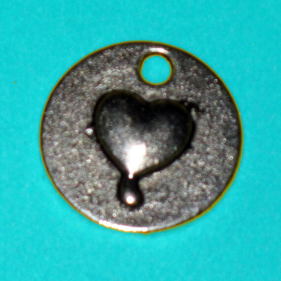 Love and Heart Charms lot of 10 - LAST CHANCE CLEARANCE