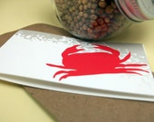 Little Crabs Mini Note Cards (set of 10)