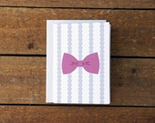 SALE Pink Note Cards