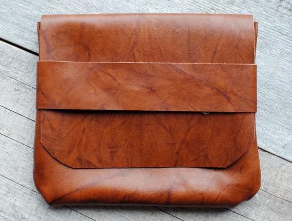 Scribe Leather Journal Holder