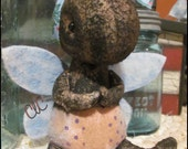 Primitive Country decor DragonFly Doll Bug