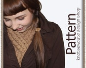 Classic Cables Ladies Scarf - Crochet Pattern (PDF) - INSTANT DOWNLOAD