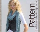 All Seasons Scarf - Crochet Pattern (PDF) - INSTANT DOWNLOAD