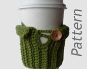 Coffee Jacket - Crochet Pattern