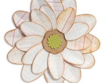 Sizzix Bigz Die Flower Petal Power, 657117