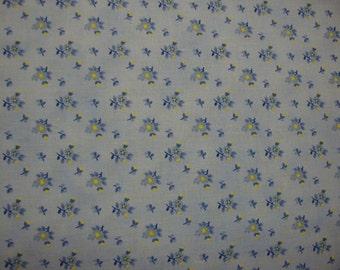 Blue Bouquet - CLEARANCE @ 5.49 A YARD