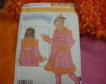 Kit for girls coat - SALE