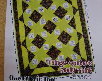 TQRT pattern - sale