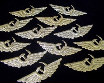 Russian Golden Wings, Set of 12