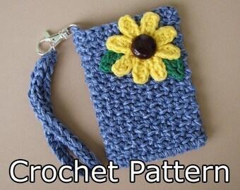 PDF Crochet Pattern -  Gadget Bag