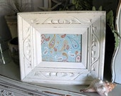 Shabby Chic photo picture frame