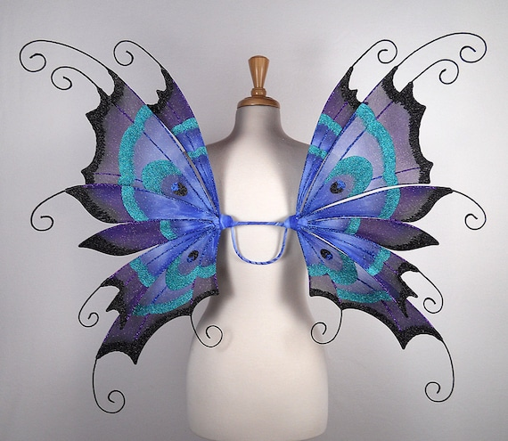 Костюм бабочки для девочки своими руками сделать вовсе не сложно! 97