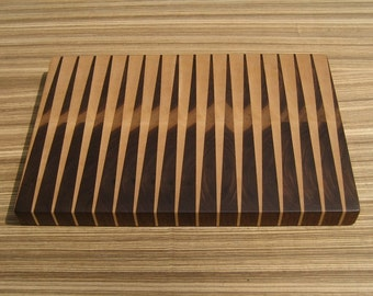 Backgammon Inspired Cutting Board