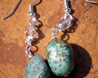 Turquoise Elegant Earrings