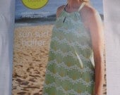 Sun Surf Halter Pattern by Amy Butler