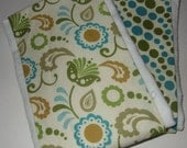 Cotton burp cloths cloth diaper