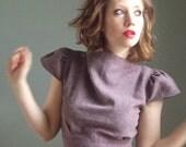The Raspberry Charm Pocket Dress