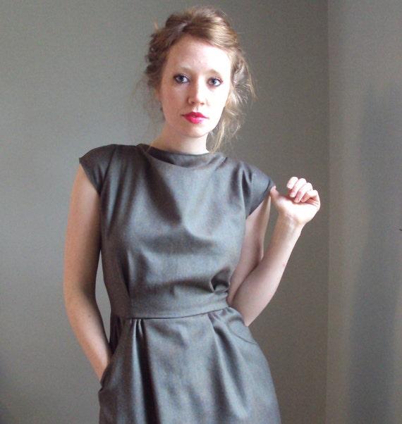 The Moss Love Pocket Dress